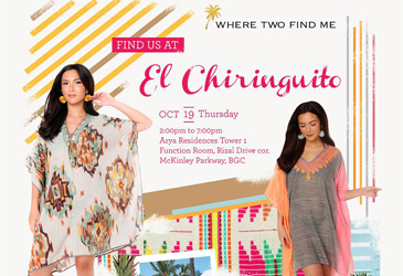 El Chiringuito Trunkshow
