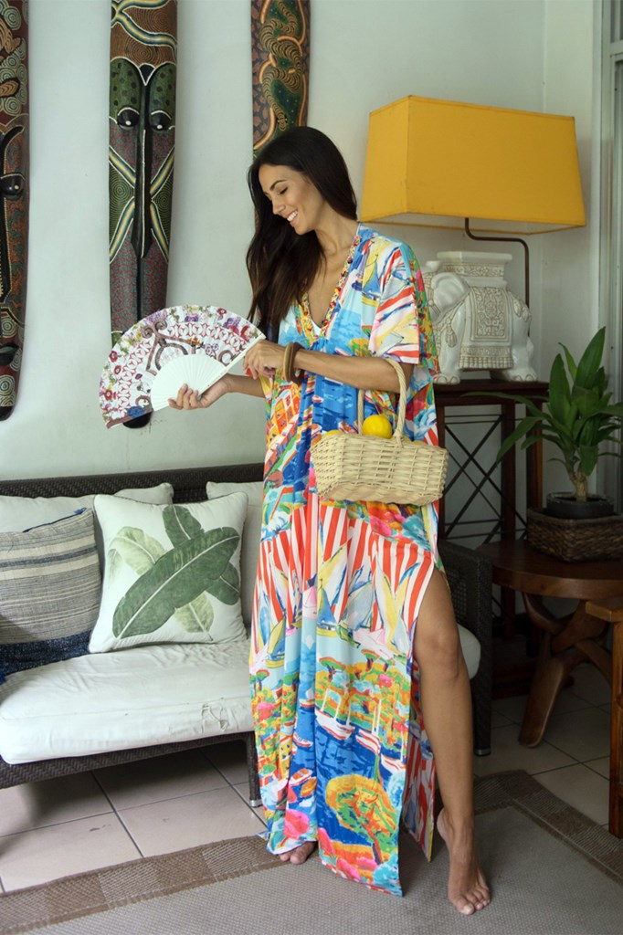 Monterosso Resort Wear Dress