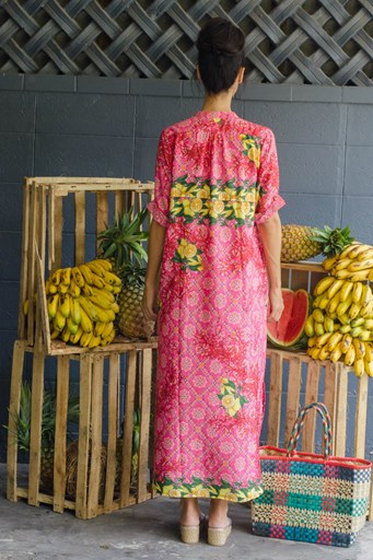 Sempione Long Kaftan Dress